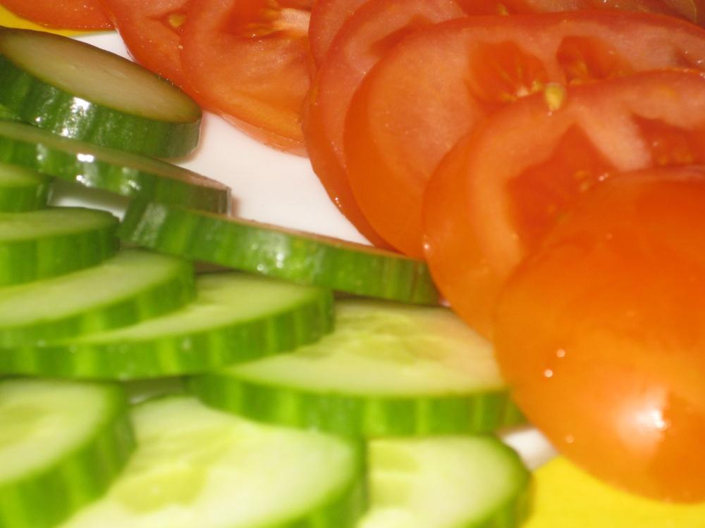 gurke-tomate