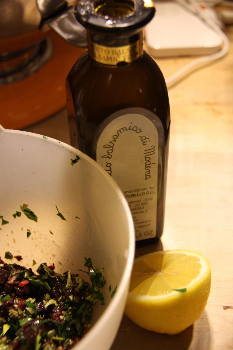 olivensauce