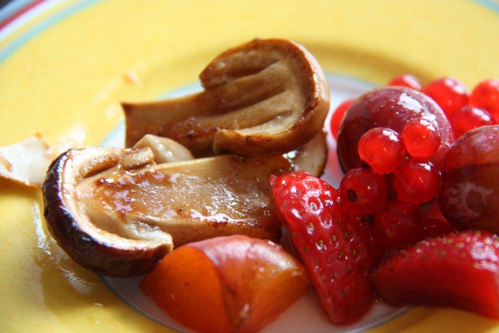 pilz-dessert