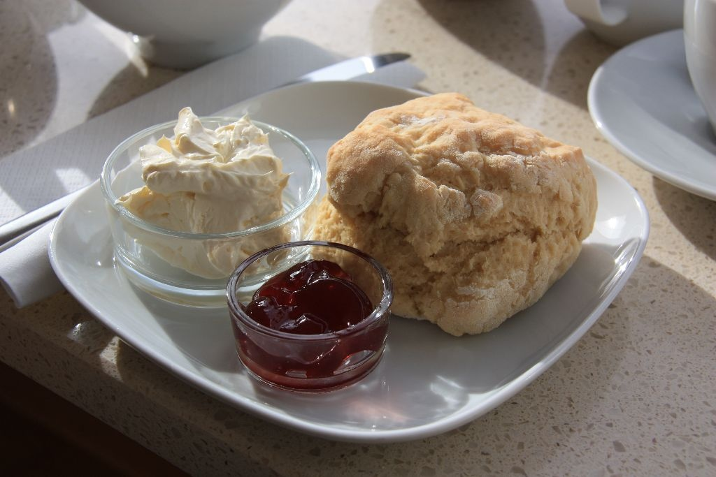 Scones aus dem Hebrides Art Cafe