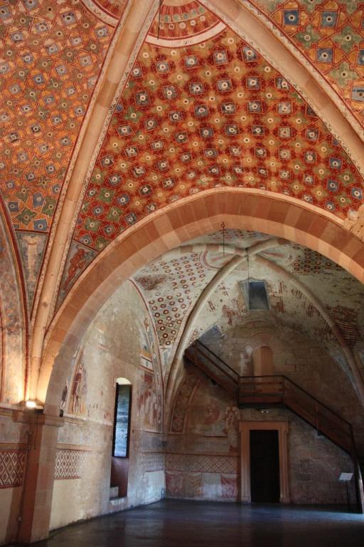 Sala della Giusticia - Rocca di Angera - Schöner Blog(t)