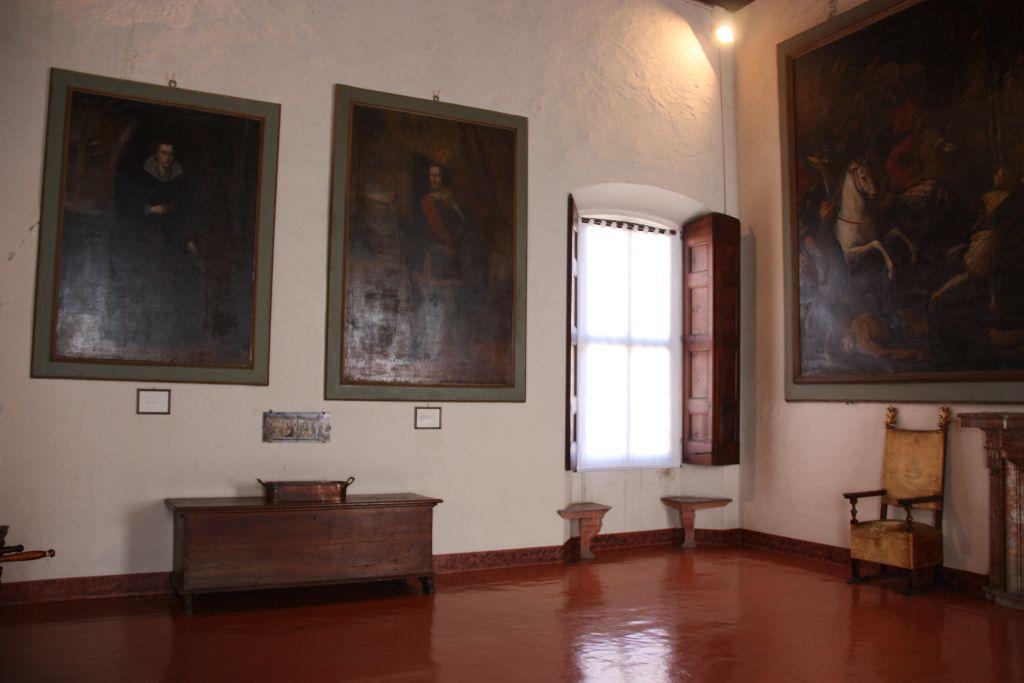 Raum - Rocca di Angera - Schöner Blog(t)