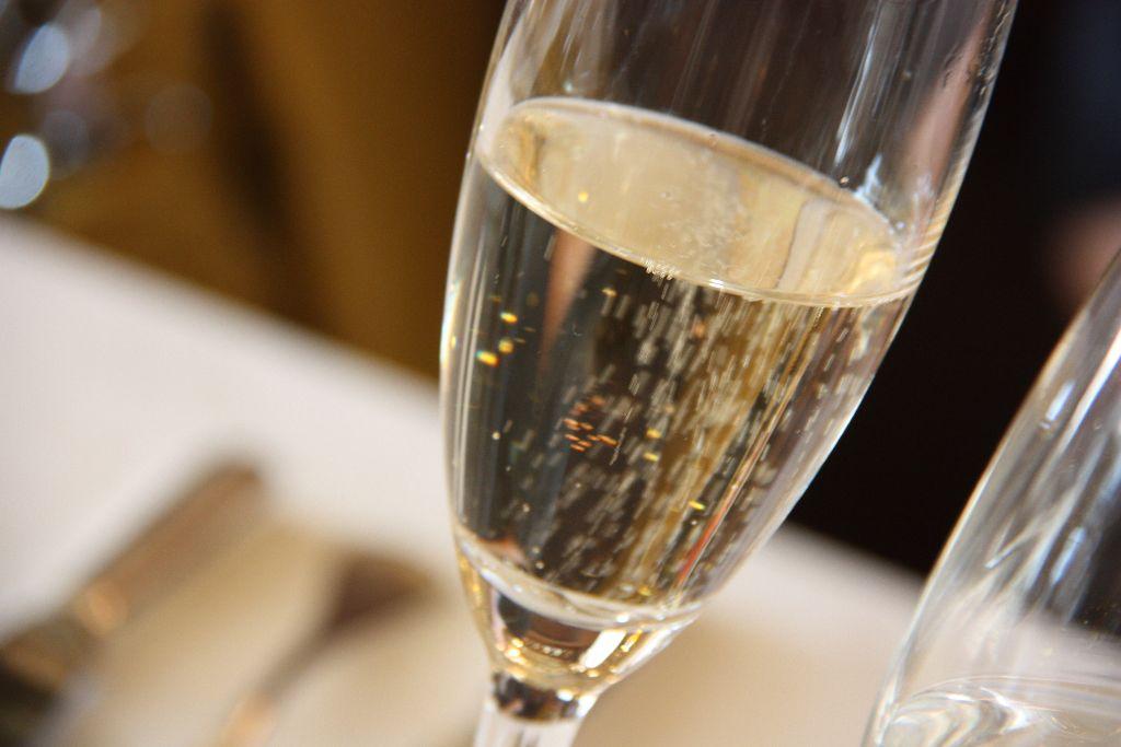 Champagner - Schöner Blog(t)