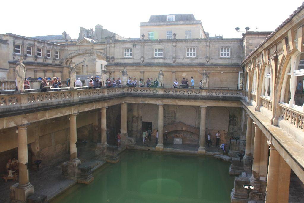 Bath - Schöner Blog(t)
