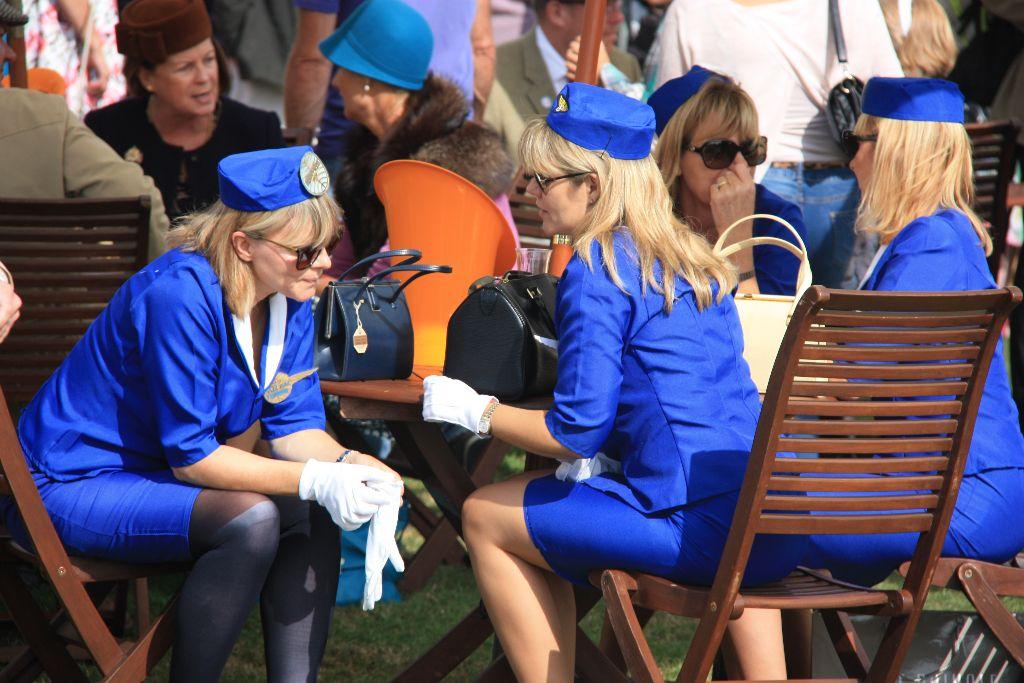 Goodwood Revival 2014 - Schöner Blog(t)