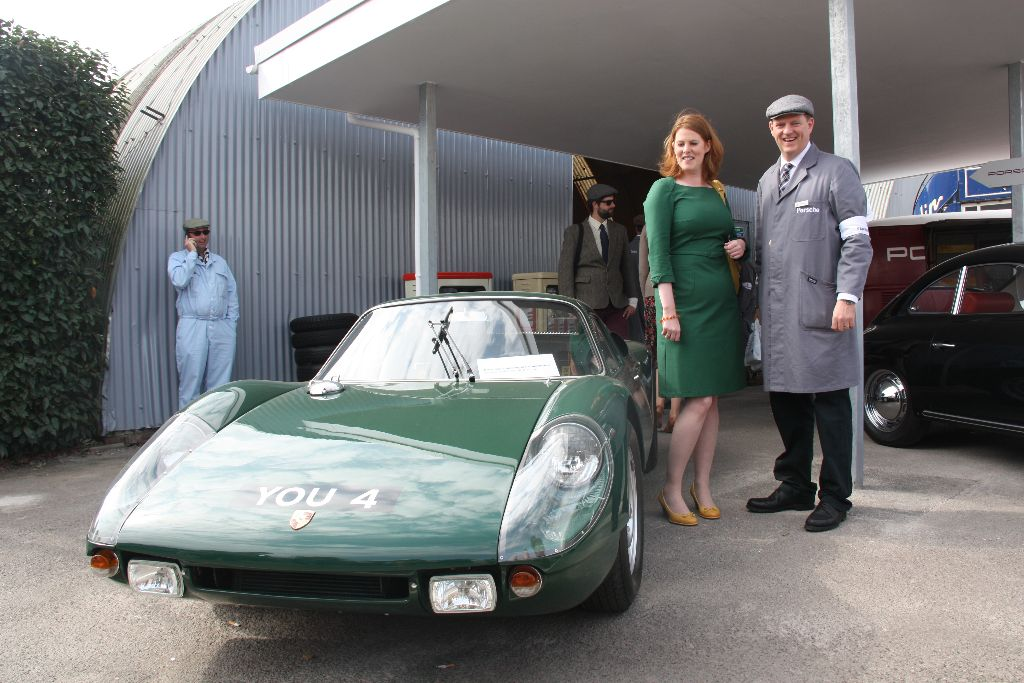 Goodwood Revival 2014 - Schöner Blog(t)