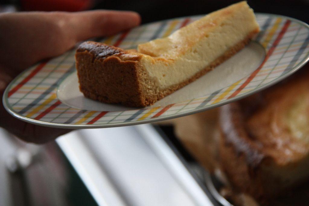 Käsekuchen - Schöner Blog(t)