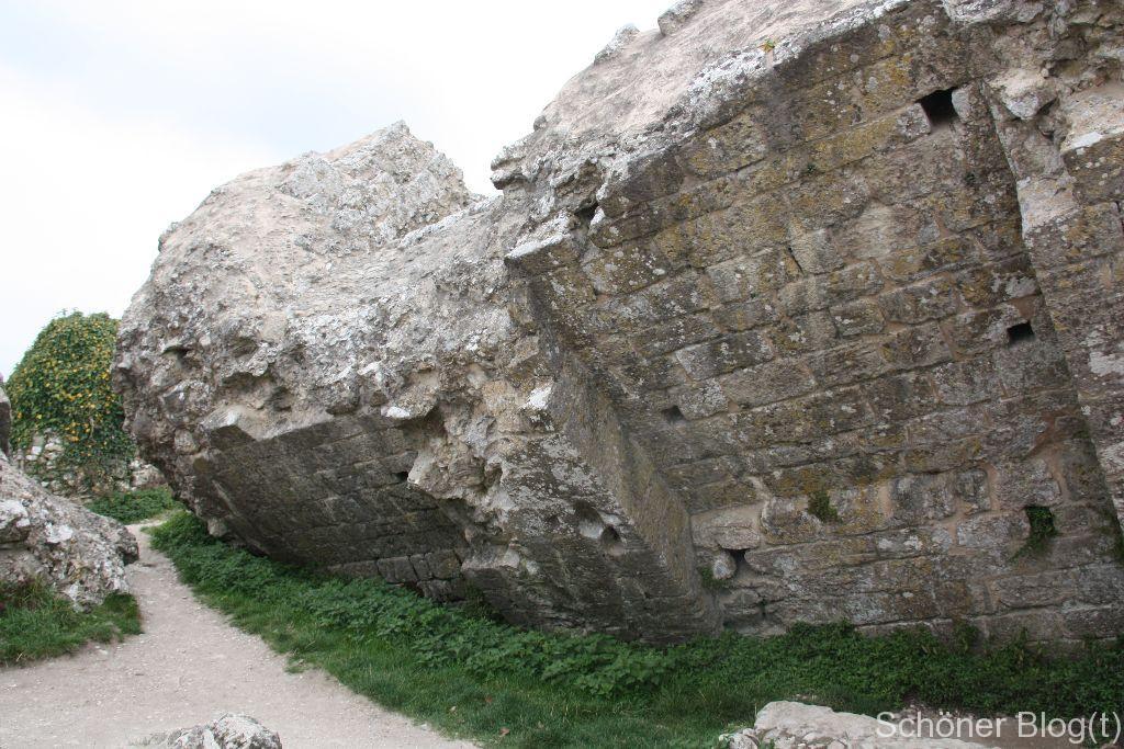 Corfe Castle - Schöner Blog(t)