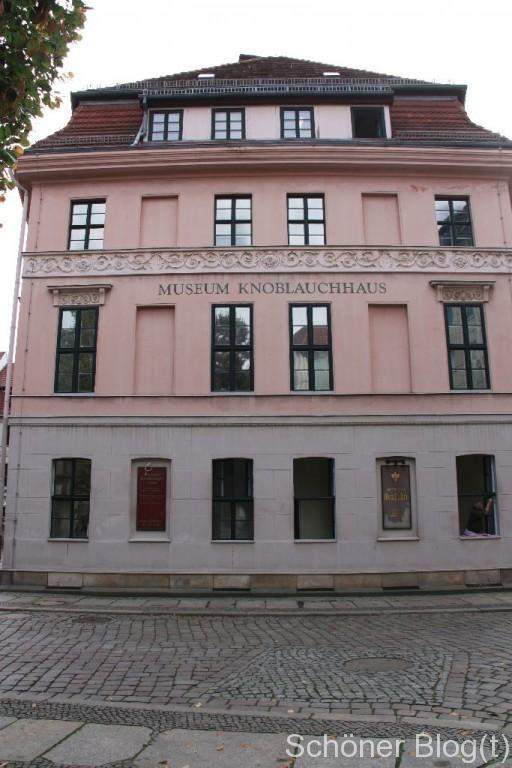 Knoblauchhaus - Schöner Blog(t)