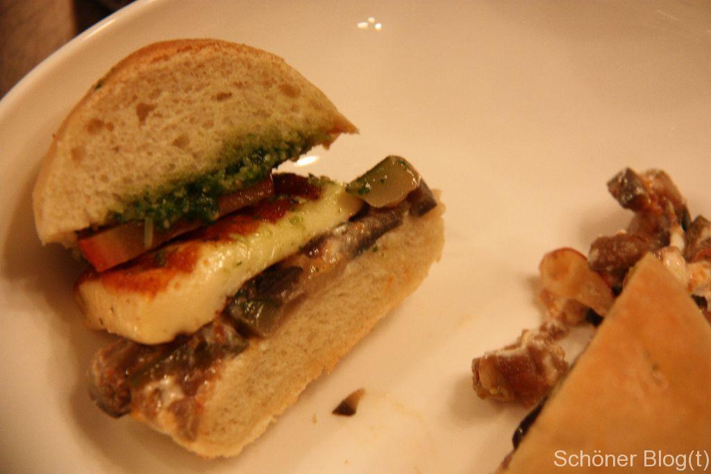 Haloumi-Burger