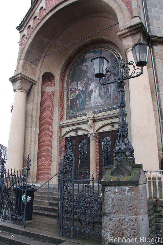 Kreuzeskirche