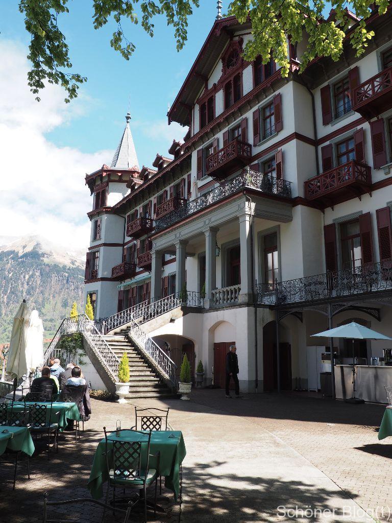 Grandhotel Giessbach - Schöner Blog(t)