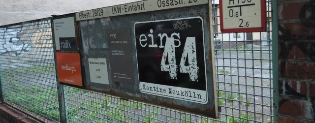 Kantine Neukölln - Schöner Blog(t)