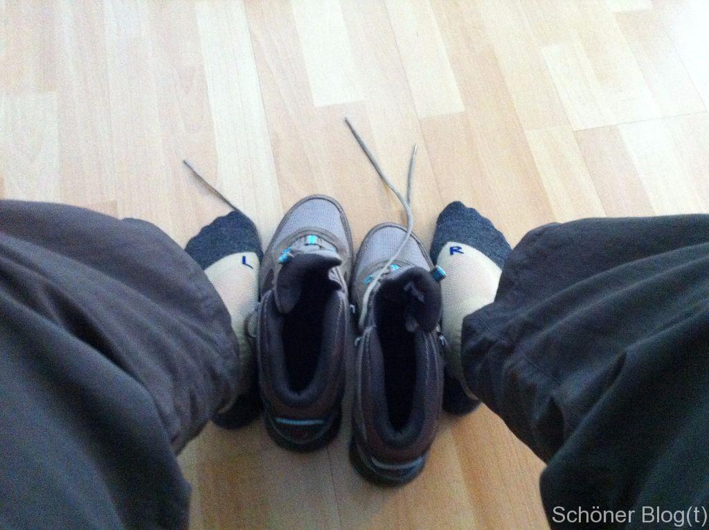 Wanderausrüstung - Schöner Blog(t)