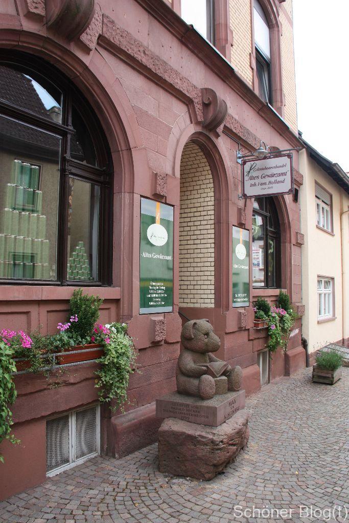 Altes Gewürzamt - Schöner Blog(t)