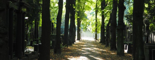 Jüdischer Friedhof Weissensee - Schöner Blog(t)