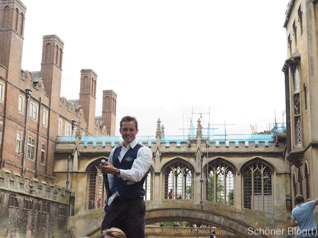 Cambridge - Schöner Blog(t)