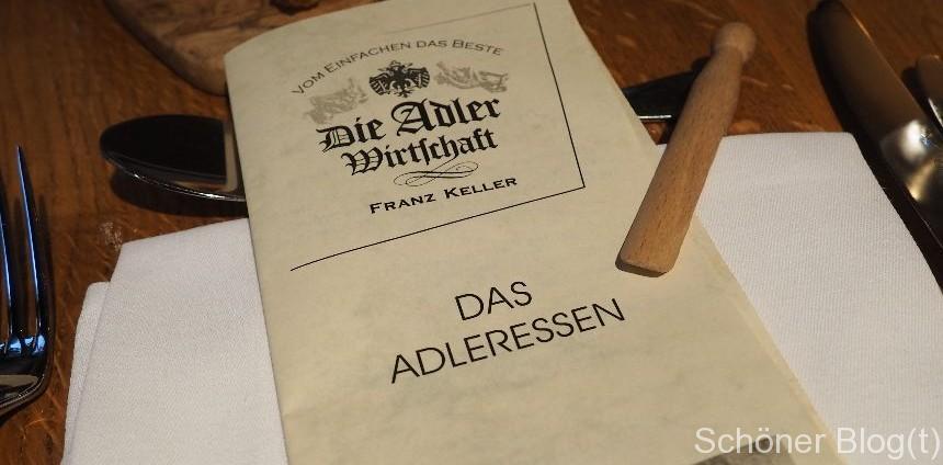 Adlerwirtschaft - Schöner Blog(t)