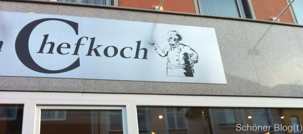 Zum Chefkoch - Schöner Blog(t)