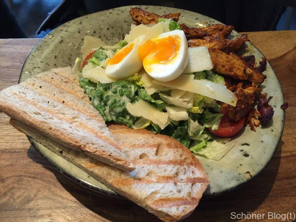 Parker Bowles - Caesar Salad - Schöner Blog(t)