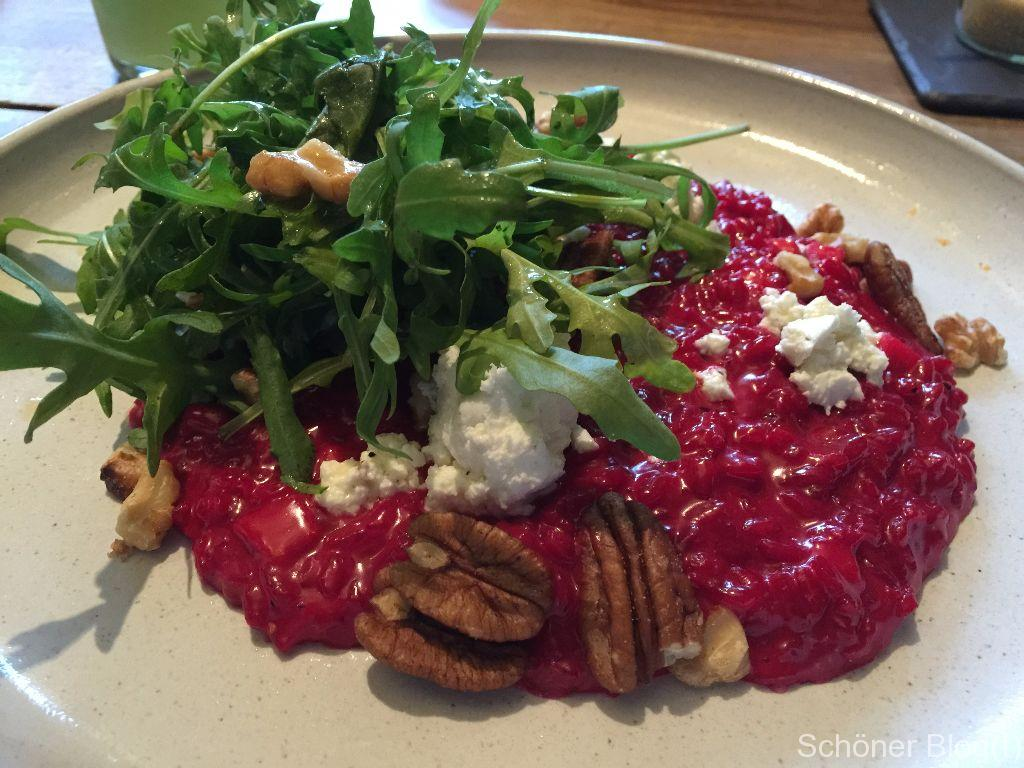 Parker Bowles - Rote Bete Risotto - Schöner Blog(t)