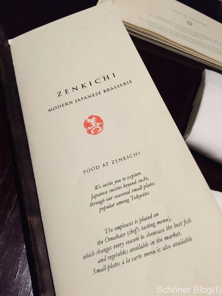 Zenkichi Berlin - Schöner Blog(t)