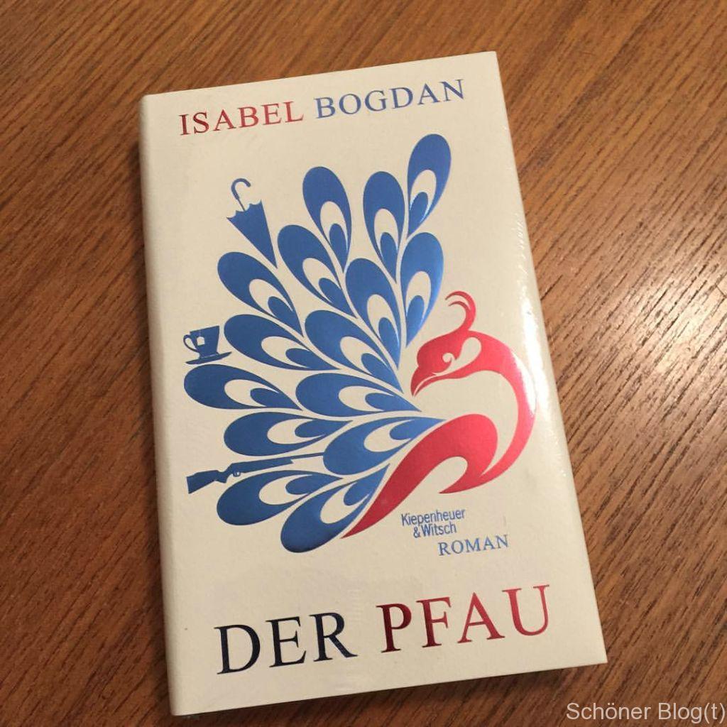 """Buch """"Der Pfau"""""""