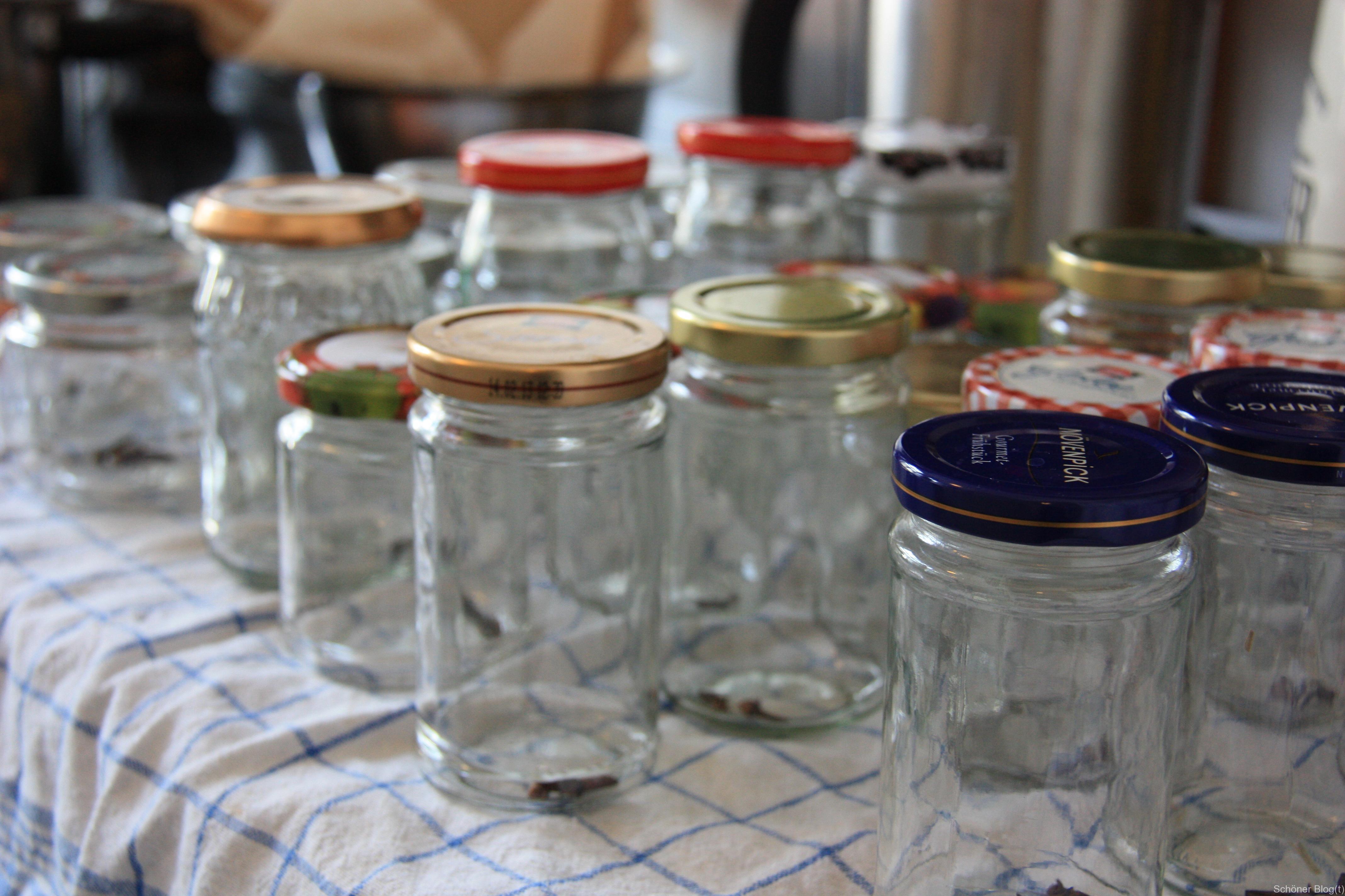 Marmelade kochen - Schöner Blog(t)